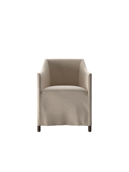 Lady Pollack by De Padova | Visitors chairs / Side chairs