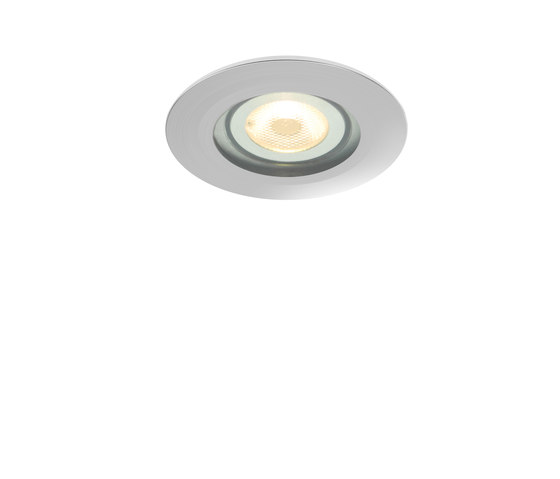 L01 recessed | matte clear anodized by MP Lighting | Spotlights