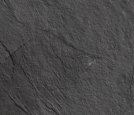 Stonework ardesia nera grip 30x60 by Ceramiche Supergres | Ceramic tiles