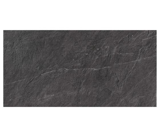 Stonework ardesia nera 30x60 di Ceramiche Supergres | Piastrelle ceramica