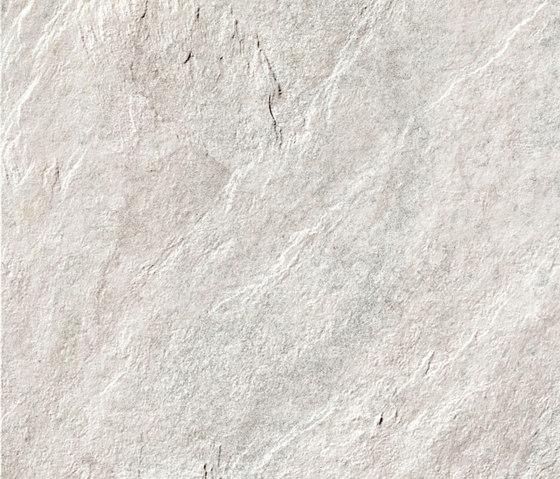 Stonework quarzite bianca 30x120 by Ceramiche Supergres | Ceramic tiles