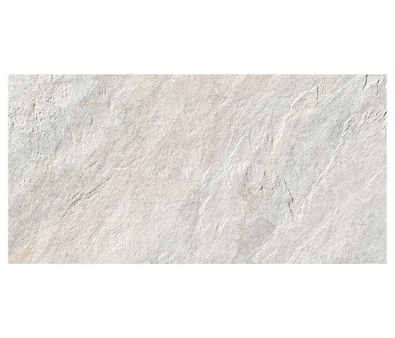 Stonework quarzite bianca 30x60 by Ceramiche Supergres | Ceramic tiles