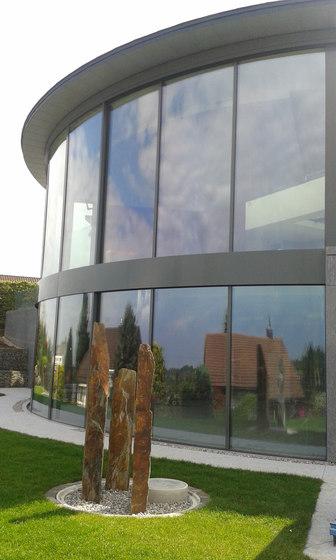Sliding window-curved de air-lux | Sistemas de ventanas