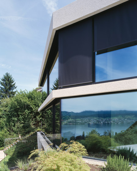 air-lux 173 accessory - sunlight protection by air-lux | Facade systems