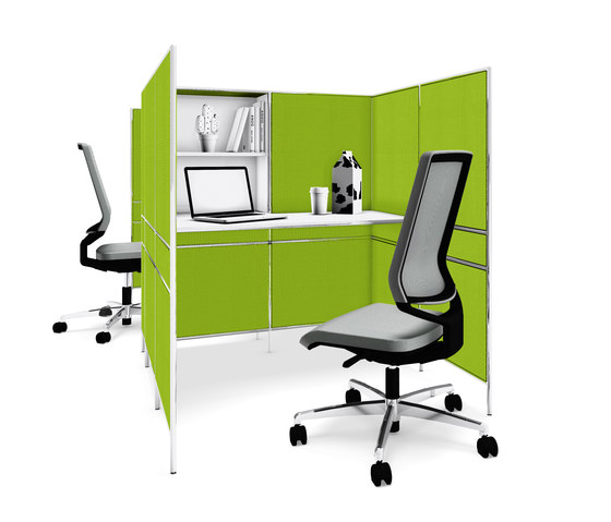 Bosse Micro workstation de Bosse | Sistemas de oficina