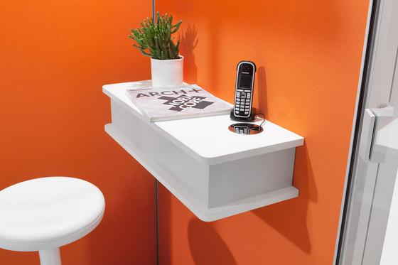 Bosse Telefon Cube von Bosse Design   Raumsysteme