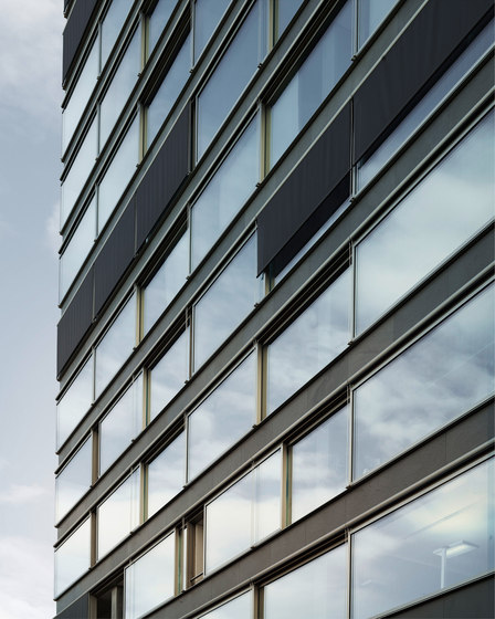 air-lux complete facades cladding - high rise by air-lux | Facade systems