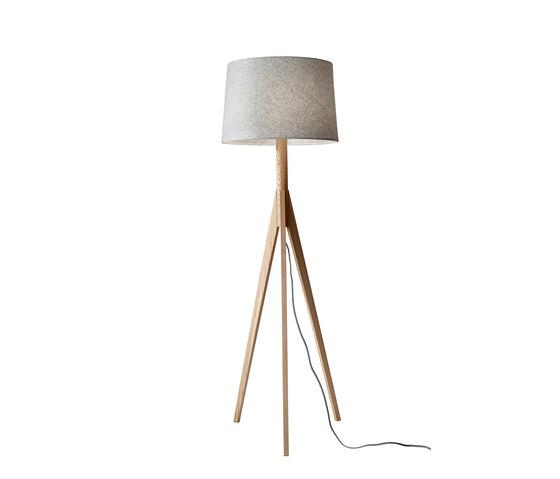 Eden Floor Lamp de ADS360 | Free-standing lights