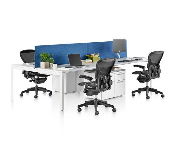 layout studio von herman miller tischsysteme - Herman Miller Tischsysteme