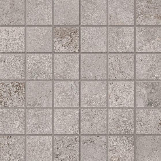 Story grey mosaico by Ceramiche Supergres | Ceramic tiles
