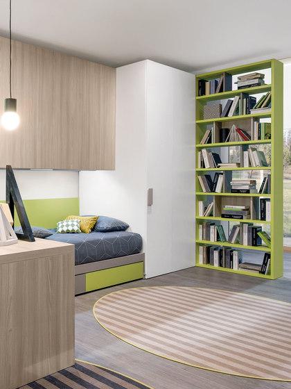 Link System by Zalf   Kids storage furniture