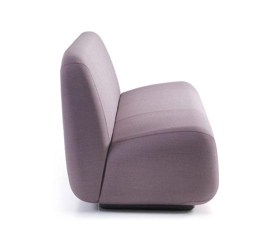 Aperi | 3-Seat Sofa di Lammhults | Divani