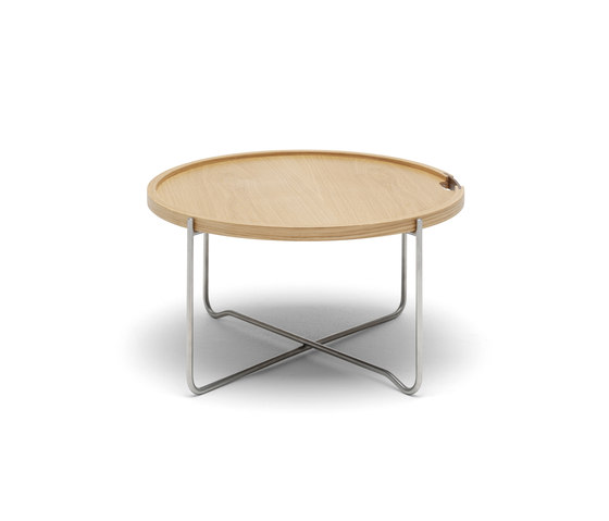 CH417 Tray table de Carl Hansen & Søn | Mesas auxiliares