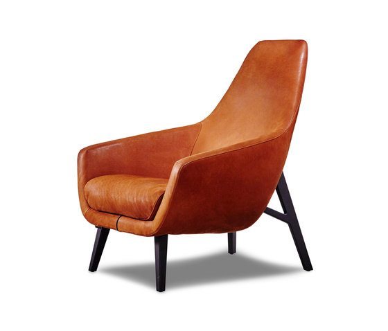 Enzo four legs by Montis | Armchairs