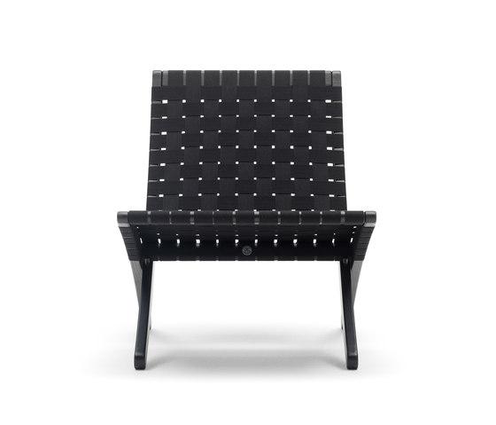 MG501 Cuba chair by Carl Hansen & Søn | Armchairs