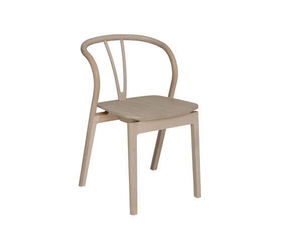 Flow | Dining Chair by L.Ercolani | Chairs