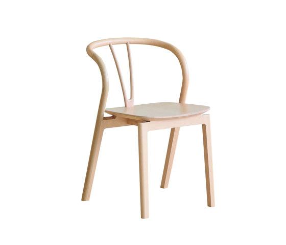 Flow | dining chair von Ercol | Mehrzweckstühle