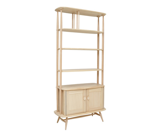 Originals room divider | clear by ercol | Wall storage systems