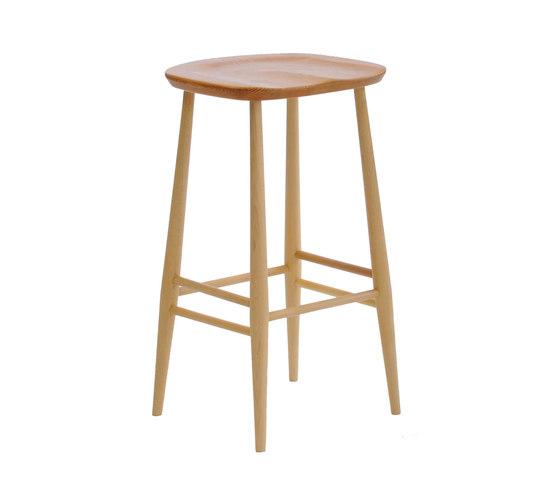 Originals bar stool   tall de Ercol   Taburetes de bar