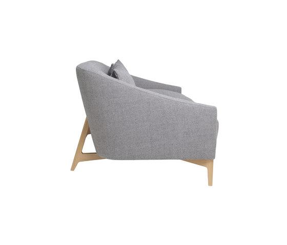 Rho | sofa von ercol | Sessel