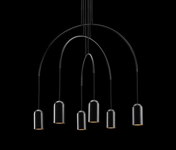 bow III di tossB | Lampade sospensione