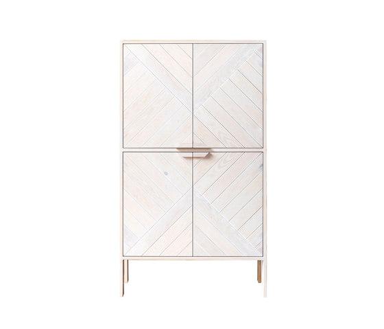 Series 45 Double Cabinet de Daniel Becker Design Studio | Armoires