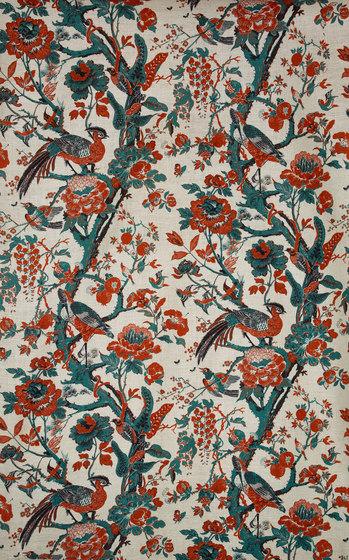 Silkbird col. 001 by Dedar | Drapery fabrics