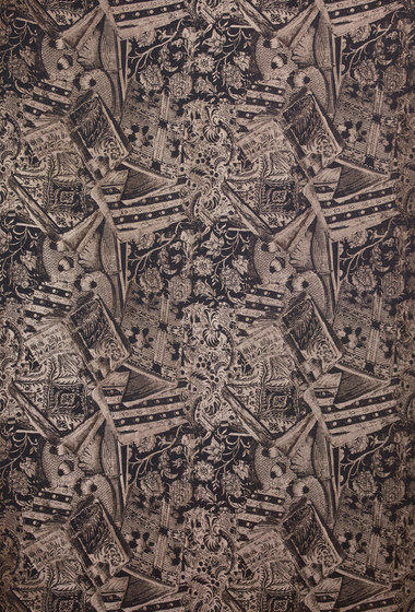 Ermitage col. 004 de Dedar | Tejidos decorativos