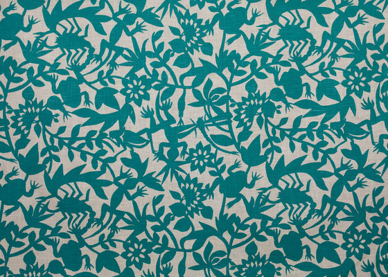 Wild Party col. 004 by Dedar | Drapery fabrics