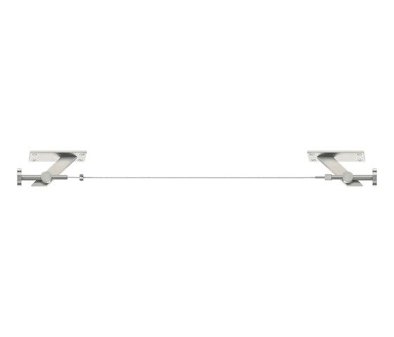 Inside 2mm | Cortina von Büsche | Curtain cable systems