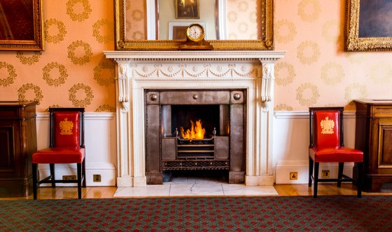 XL500 by EcoSmart Fire   Open fireplaces