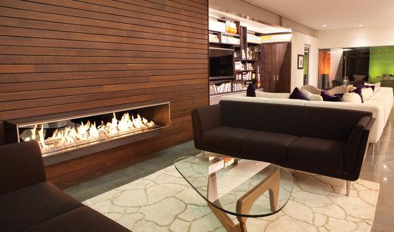 XL900 by EcoSmart Fire | Open fireplaces