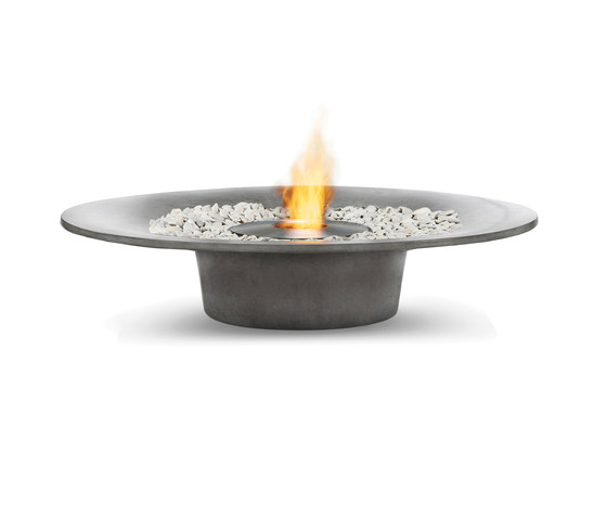 Ayre by EcoSmart™ Fire | Open fireplaces