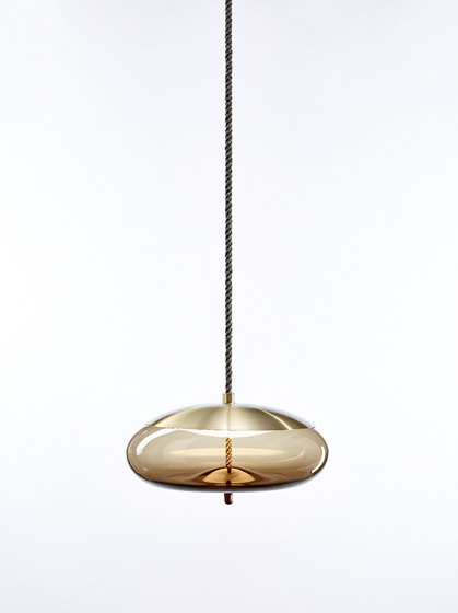 Knot Disco PC1017 by Brokis | Suspended lights