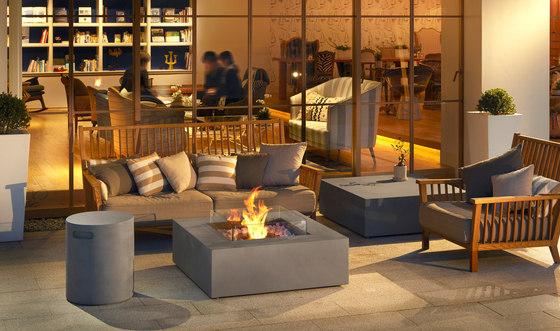 Base by EcoSmart™ Fire | Open fireplaces