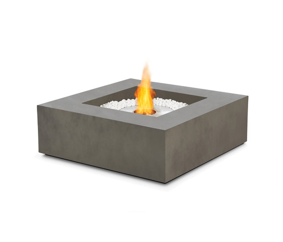 Base by EcoSmart™ Fire   Garden fire pits