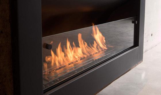 Firebox 1100CV by EcoSmart Fire | Open fireplaces