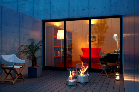Glow by EcoSmart Fire | Open fireplaces