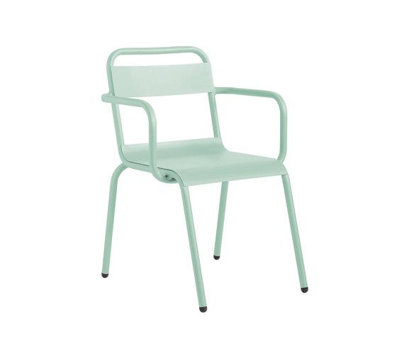 Biarritz armchair von iSimar | Chairs