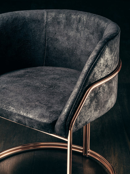 Esprit Noir – DEJA VU Chair de GIOPAGANI | Sillas