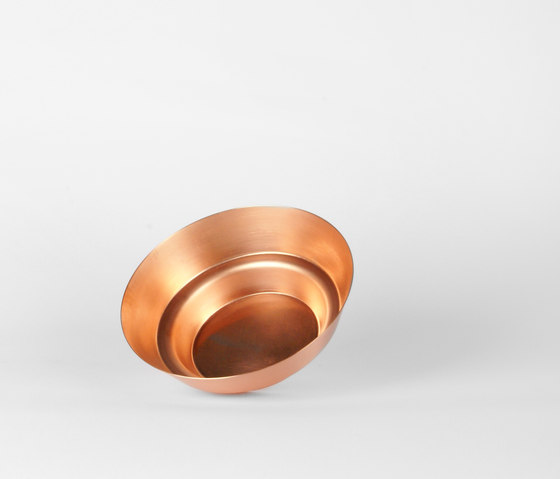 """Indoor Spun Bowl 8"""" 