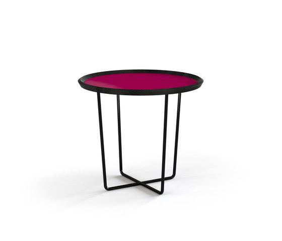 ABSINTHE Round High Coffee Table Saint Ouen Side Tables By GIOPAGANI