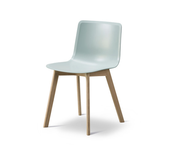 Pato Wood Base by Fredericia Furniture   Chairs