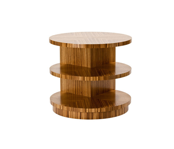 Strata Side Table di Powell & Bonnell | Tavolini alti
