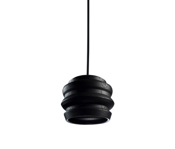 Peak | Black Oak by Cph Lighting | Suspended lights