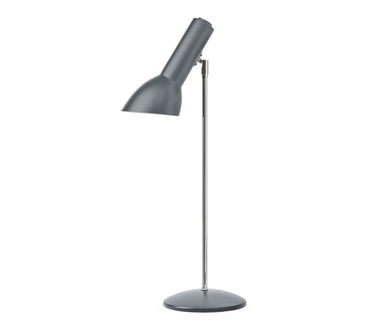 Oblique Table lamp | Flint grey by Cph Lighting | General lighting