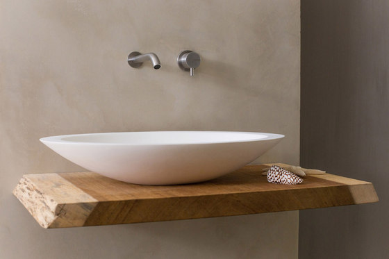 Bowl 2.1 | Oval wash bowl by COCOON | Wash basins