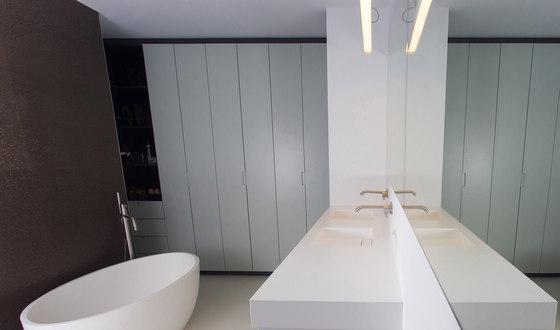 Custom 50 | Made to measure washbasin by COCOON | Wash basins