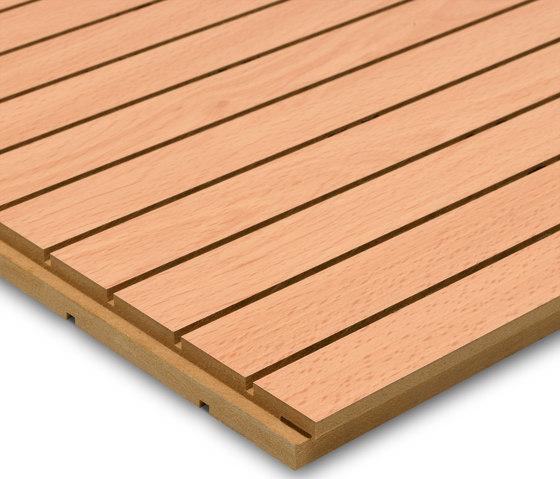 Ideacustic | Standard 32 by IDEATEC | Wood panels