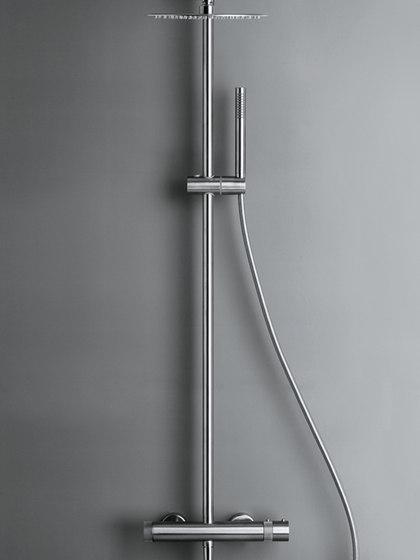 MONO SET32   Rain shower column by COCOON   Shower controls